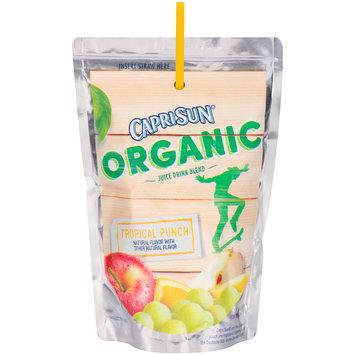 Capri Sun Organic Tropical Punch Ready-to-Drink Soft Drink