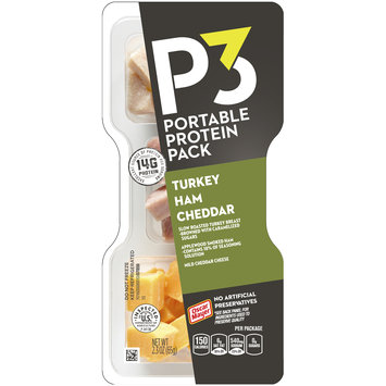 Oscar Mayer P3 Oven Roasted Turkey Protein Power Pack
