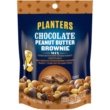 Planters Chocolate Peanut Butter Brownie Mix