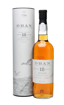 Oban Scotch Single Malt 18 Year - Limited Edition