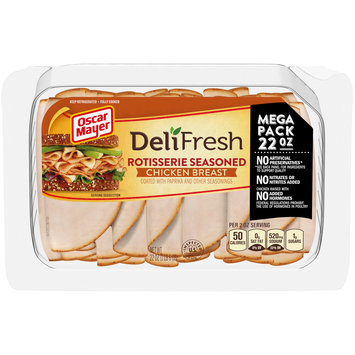 Oscar Mayer Deli Fresh Rotisserie Chicken Breast