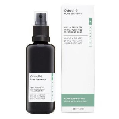 Odacite Mint + Green Tea Hydra-Purifying Treatment Mist