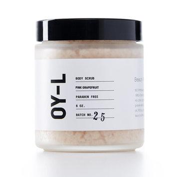Oy-l Himalayan Salt Body ScrubPink Grapefruit