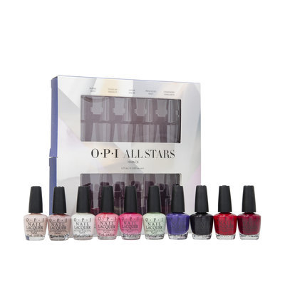 OPI 10-pack Mini All Stars