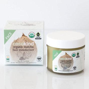 cocokind Organic Matcha Face Moisturizer 2 oz
