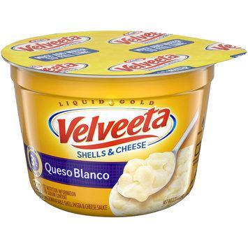 Velveeta Queso Blanco Shells and Cheese