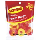 Sathers Peach Rings