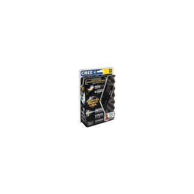 Atomic Beam™ Ultra Bright Military-Grade Flashlight in Black
