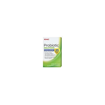 GNC Probiotic Solutions Immune Support - 25 Billion CFUs