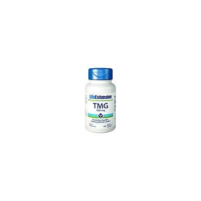 Life Extension TMG 1000 mg - 60 Vegetarian Liquid Capsules