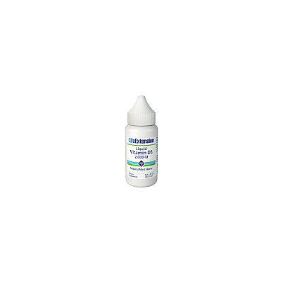 Liquid Vitamin D3 2000 IU 1 fl oz 2957 ml
