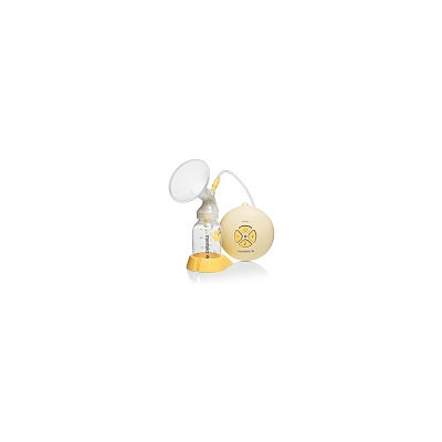 Medela Swing Breastpump - with BPA-Free Bottles