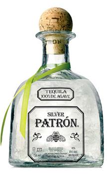 Patrón Tequila Silver