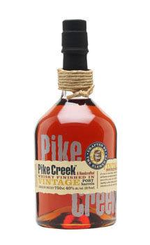 Pike Creek Canadian Whisky Finished in Port Barrels