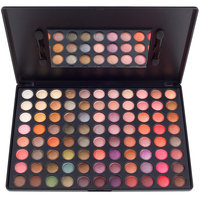 Coastal Scents - 88 Color Eyeshadow Palette - Metal Mania