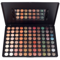 Coastal Scents - 88 Color Eyeshadow Palette - Mirage