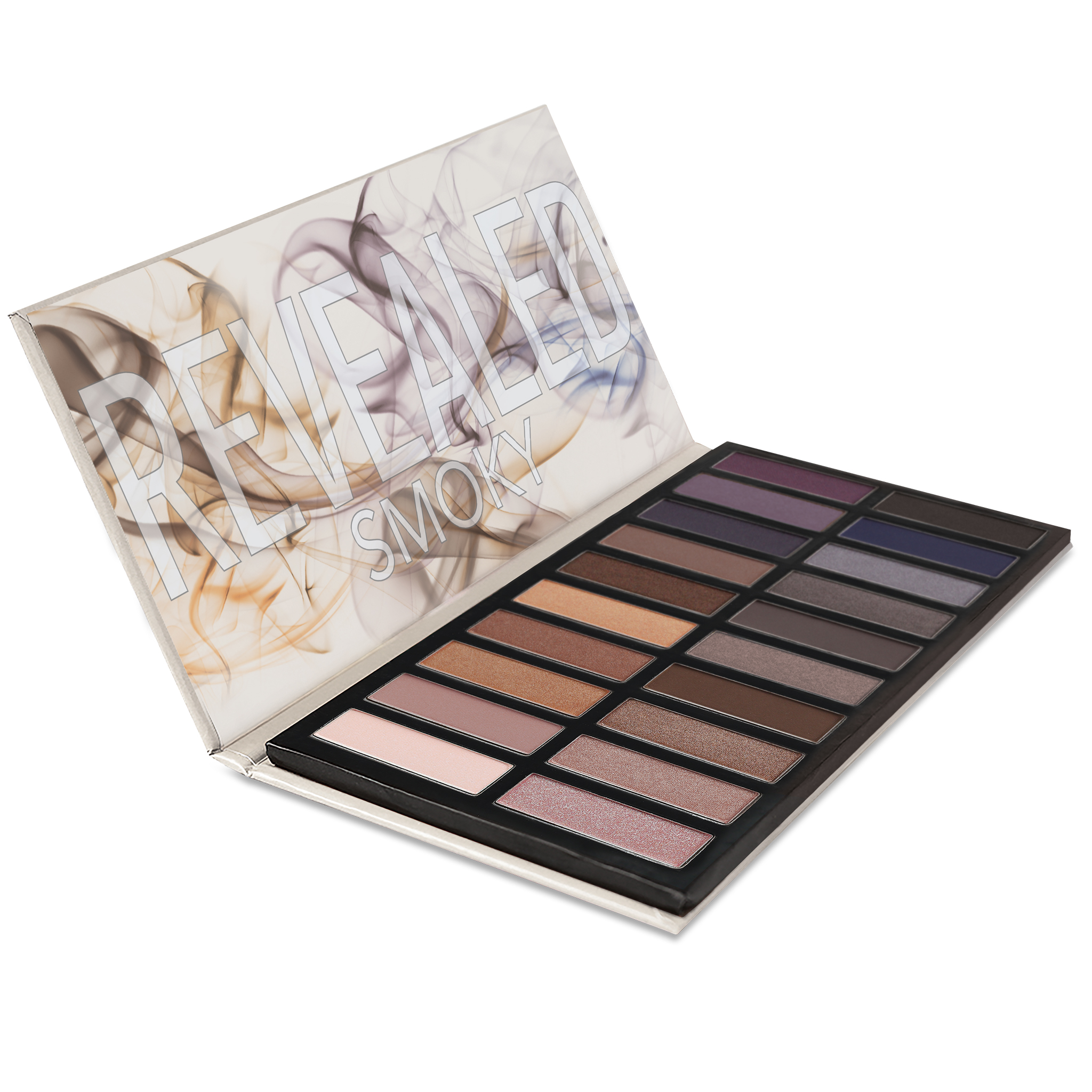 Coastal Scents Revealed Smoky Palette