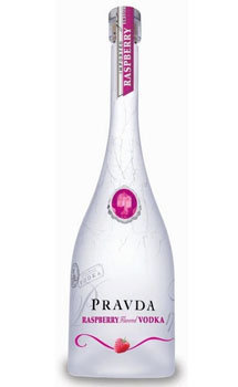 Pravda Vodka Raspberry