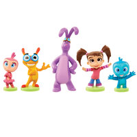 Disney Junior Kate and Mim-Mim Mimiloo Friends Figure Pack