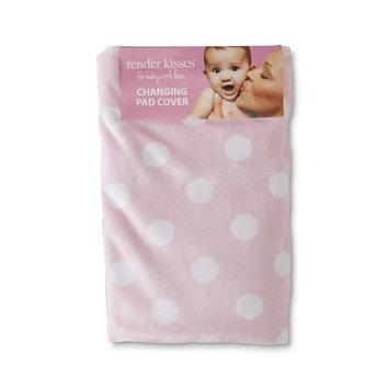 Rose Art Tender Kisses Infants' Changing Pad Cover - Polka Dot
