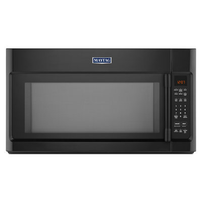 Maytag MMV4205FB 2.0 Cu. Ft. Black Over-the-Range Microwave