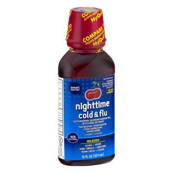 Mygofer Smart Sense Nighttime Cold & Flu Cherry Flavor 12.0 FL OZ