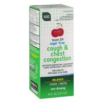 Mygofer Smart Sense Tussin DM Cough & Chest Congestion Sugar-Free Cherry 8.0 FL OZ