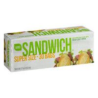 Mygofer Smart Sense Sandwich Bags Super Size - 30 CT