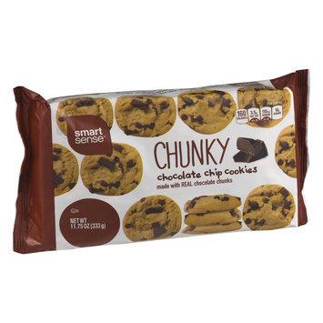 Smart Sense Chunky Chocolate Chip Cookies 11.75 OZ