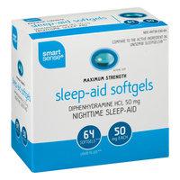Mygofer Smart Sense Maximum Strength Sleep-Aid Softgels Nighttime Sleep-Aid - 64 CT