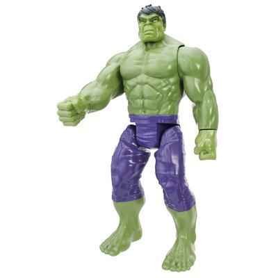 Disney Marvel Titan Hero Series Hulk Figure, Multi-Color