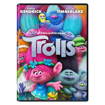 Trolls (Dvd + Digital), Movies