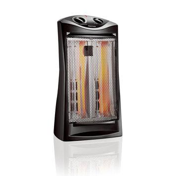 Collins Company Ltd. Kenmore 96213 Quartz Heater with Fan, Black