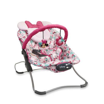 Dorel Juvenile Disney Minnie Mouse Infant Girls' Snug Fit Bouncer, Pink
