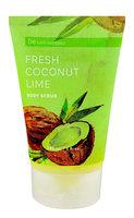 Upper Canada Soap be bath escapes Fresh Coconut Lime Body Scrub 8.1 fl oz.