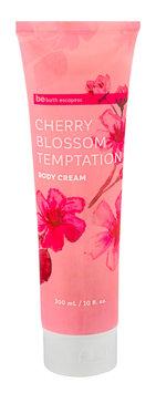 Upper Canada Soap be bath escapes Cherry Blossom Temptation Body Cream 10.1 fl oz.