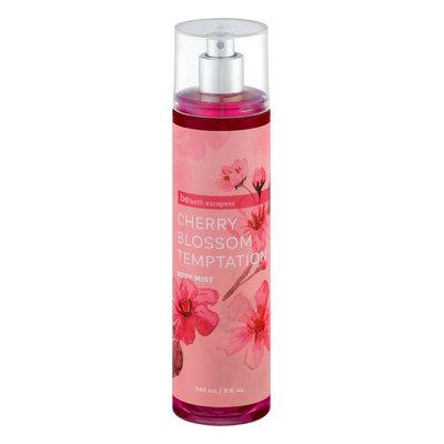 be bath escapes Cherry Blossom Temptation Body Mist 8 fl oz.