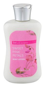 Upper Canada Soap be bath escapes Sweet Pink Petals Body Lotion 10 fl oz.