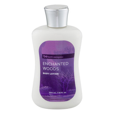 Upper Canada Soap be bath escapes Enchanted Woods Body Lotion 10 fl oz.