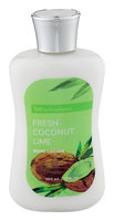 Upper Canada Soap be bath escapes Fresh Coconut Lime Body Lotion 10 fl oz.