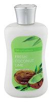 Upper Canada Soap be bath escapes Fresh Coconut Lime Body Lotion 10 fl oz.