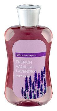 Upper Canada Soap be bath escapes French Vanilla Lavender Body Wash 10 fl oz.