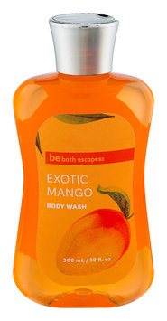 Upper Canada Soap be bath escapes Exotic Mango Body Wash 10 fl oz.
