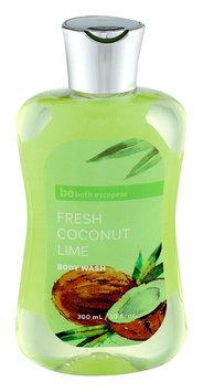 Upper Canada Soap be bath escapes Fresh Coconut Lime Body Wash 10 fl oz.