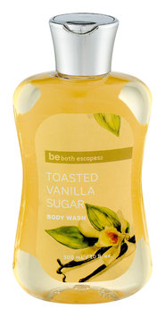 Upper Canada Soap be bath escapes Toasted Vanilla Sugar Body Wash 10 fl oz.