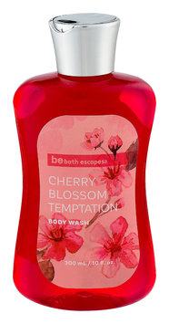 Upper Canada Soap be bath escapes Cherry Blossom Temptation Body Wash 10 fl oz.