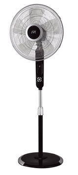 SPT 54 in. Stand Fan with Touch-Stop Sensor