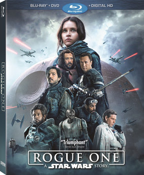 Rogue One: A Star Wars Story (Blu-ray + Dvd + Digital) 3 Disc