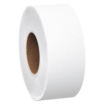 Kimberly-Clark Professional Scott Jumbo Two-Ply Bathroom Tissue, 6 ct
