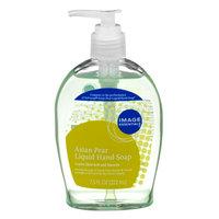 Mygofer Image Essentials Asian Pear Liquid Hand Soap, 7.5 fl oz, Green